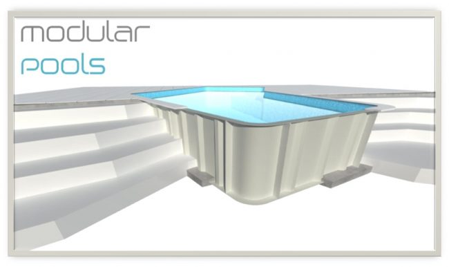 Modular pools
